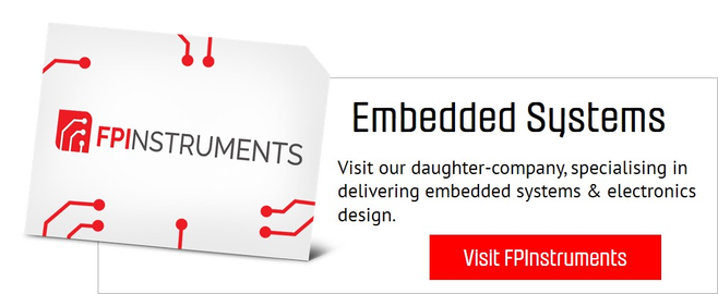 embedded software development - fpinstruments