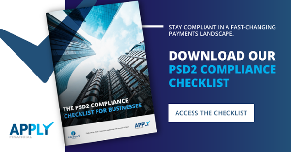 Download the PSD2 Compliance Checklist