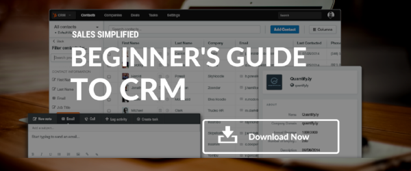 Beginner's Guide to hubspot CRM and sidekick