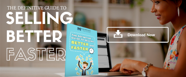 definitive guide to selling better faster