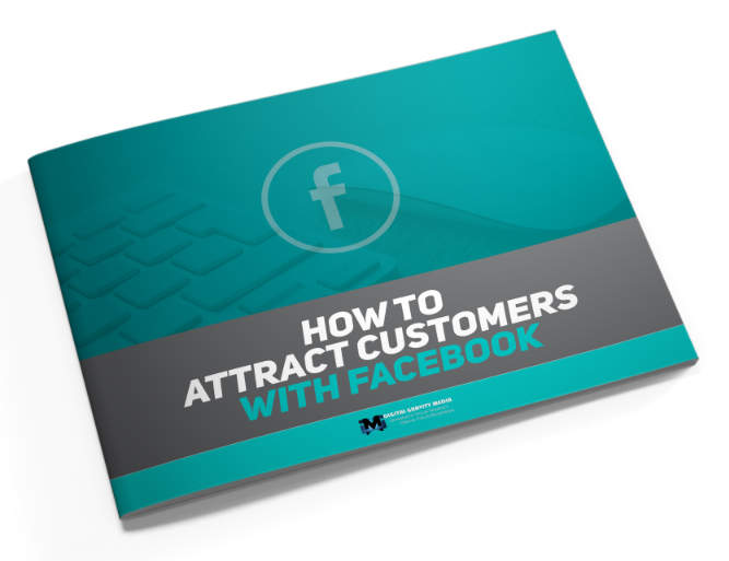 how to attract customers with Facebook guide