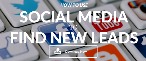 HOW TO USE SOCIAL MEDIA TO FIND NEW LEADS - social prospecting workbooks