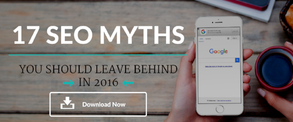 17 seo myths for 2016