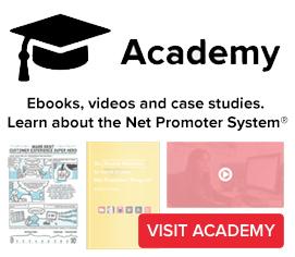 Visit CustomerGauge Net Promoter academy