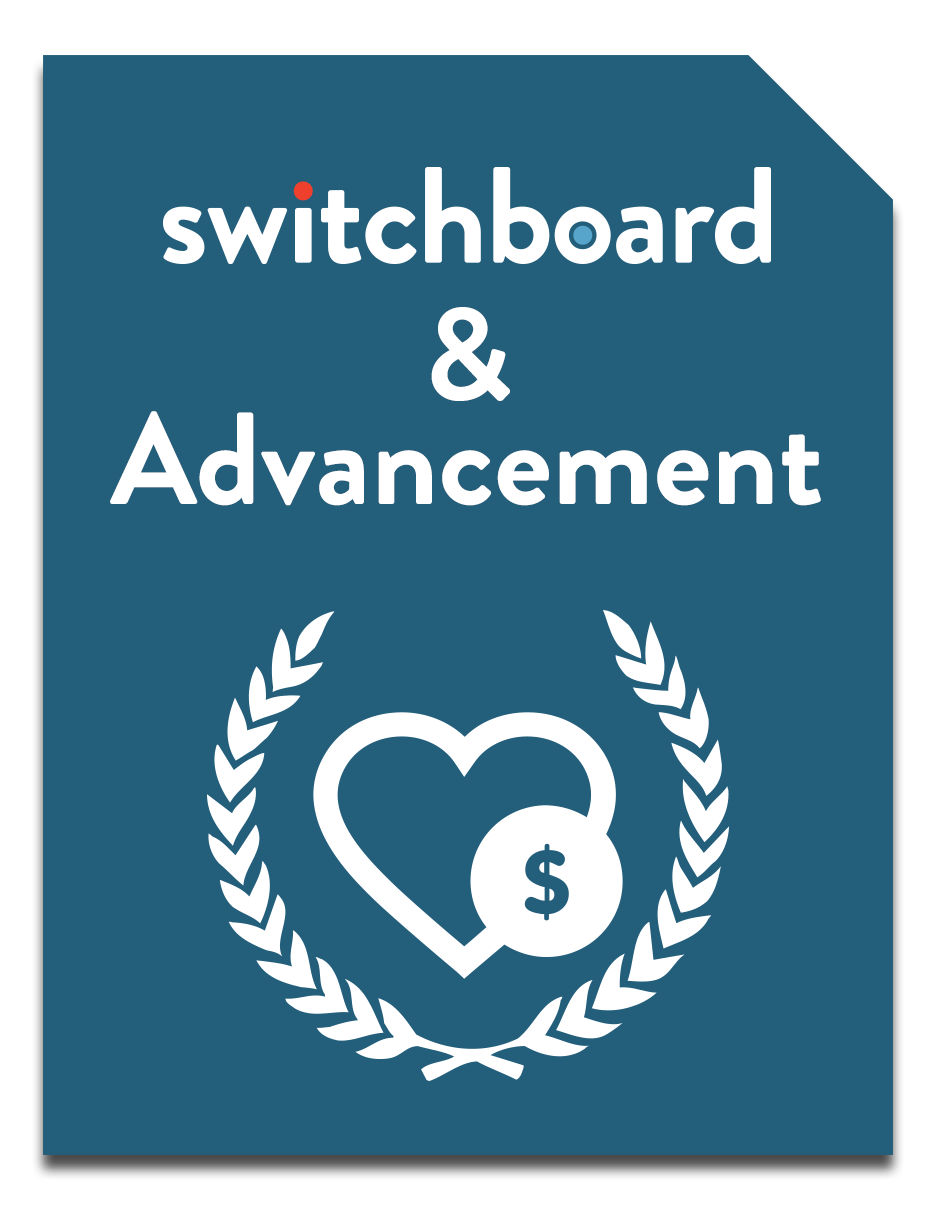 Switchboard and Advancement booklet