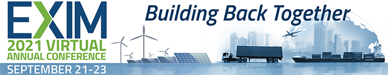 2021 EXIM Annual Conference Registration