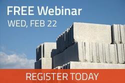 FREE Webinar - Tuesday, January 24th 2017 - Register Today!