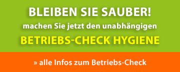 HACCP Betriebs-Check Hygiene