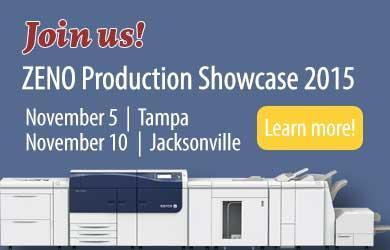 Zeno Production Showcase  2015