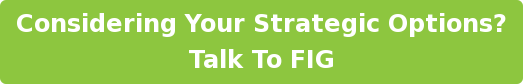 Considering Your Strategic Options? Talk To FIG