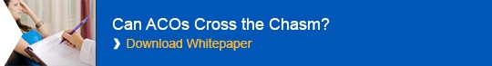 Can ACOs Cross the Chasm? Download Whitepaper