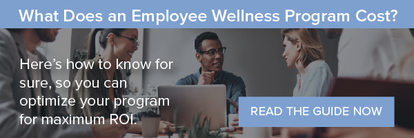 What Does an Employee Wellness Program Cost?