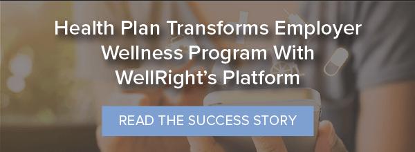 Health Plan Transforms Employer Wellness Program With WellRight's Platform