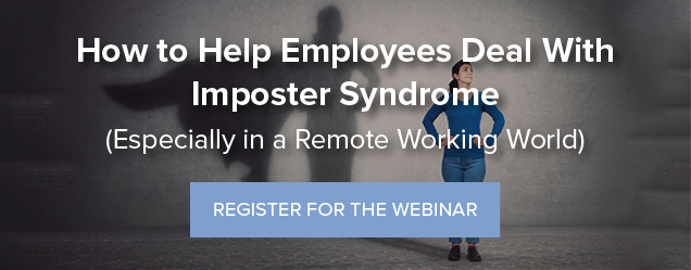 How to Help Employees Deal With Imposter Syndrome