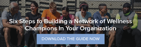 Guide to Building a Wellness Champion Network