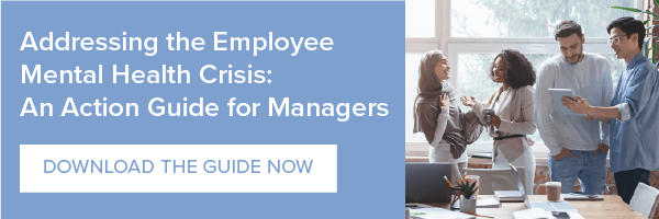 Addressing the Employee Mental Health Crisis: Download the Ebook