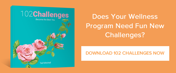 Does Your Wellness Program Need Fun New Challenges?