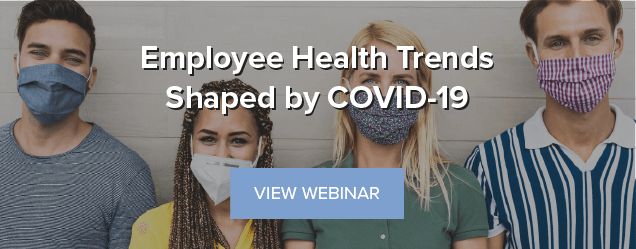 Employee HEalth Trends Shaped by COVID-19