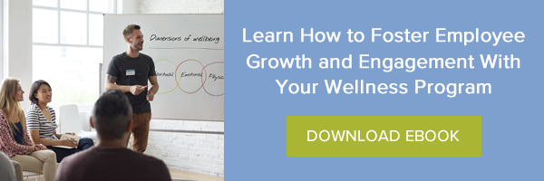 Learn How to Foster Employee Growth and Engagement With Your Wellness Program