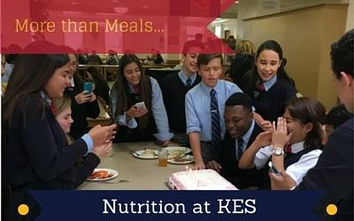Food at KES