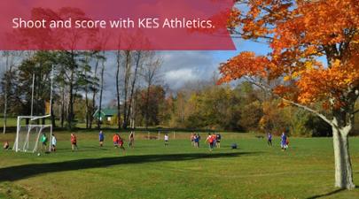 Athletics at KES