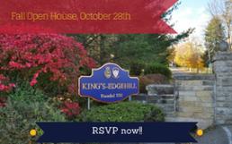KES Fall Open House