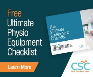 Physiotherapy Equipment Checklist
