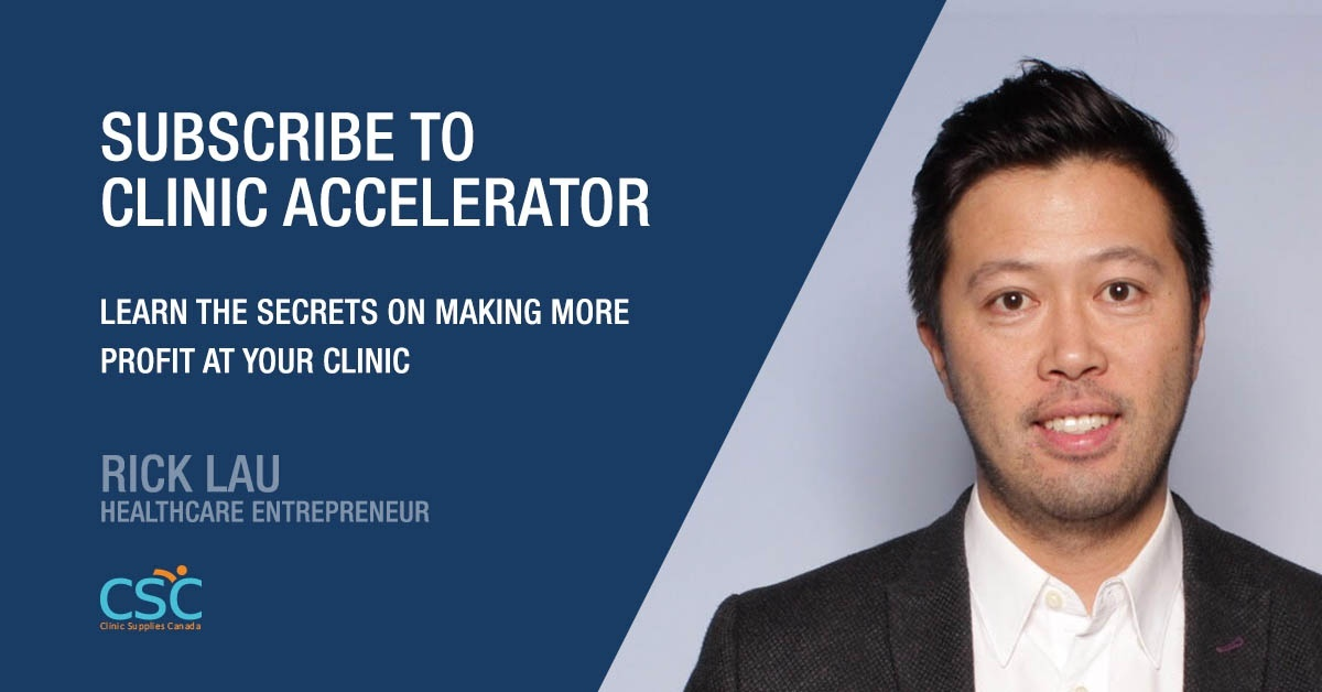 Subscribe to Clinic Accelerator Blog