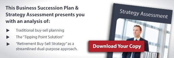 Business Succession Plan Assessment