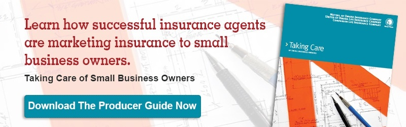 Taking Care of Small Business Owners - Insurance Agent Guide