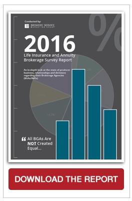 2016 Life Insurance & Annuity Brokerage Survey