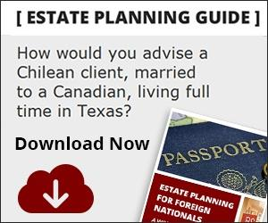 Estate Planning for Foreign Nationals - Download Guide