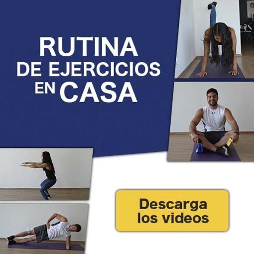 Descarga Videos de Rutina de Ejercicios en Casa para hombre y mujeres