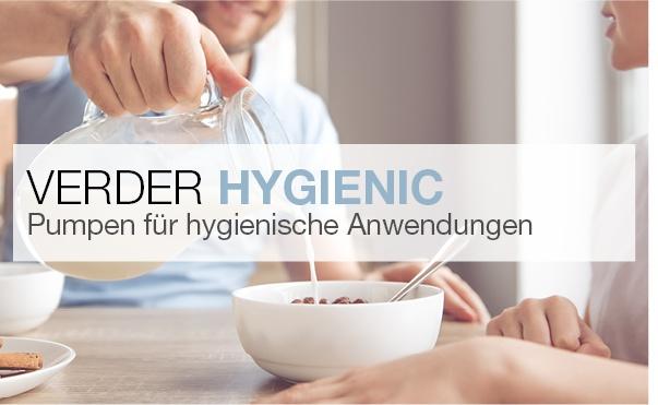 Hygienische Pumpen
