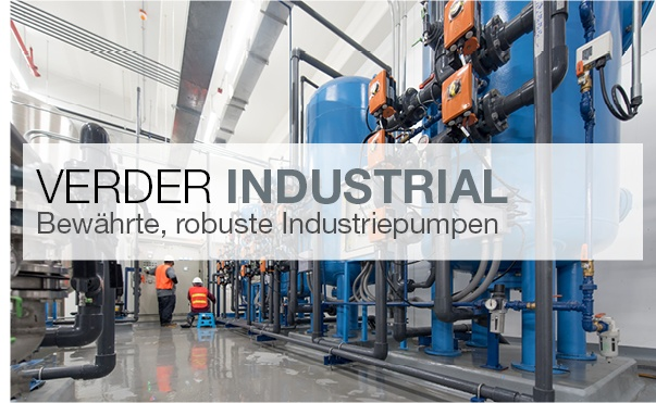 Industrie-Pumpen