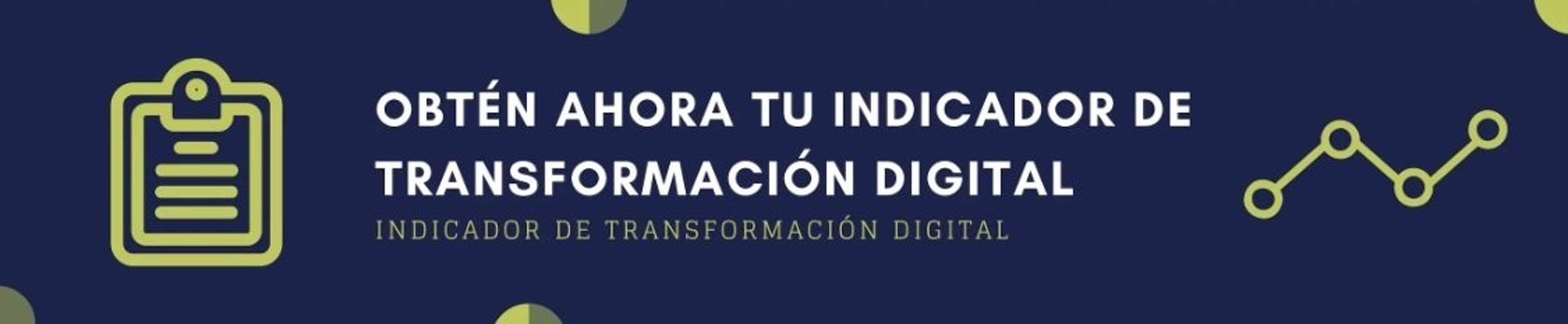 Indicador de transformación digital