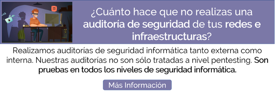 Auditoria de CiberSeguridad