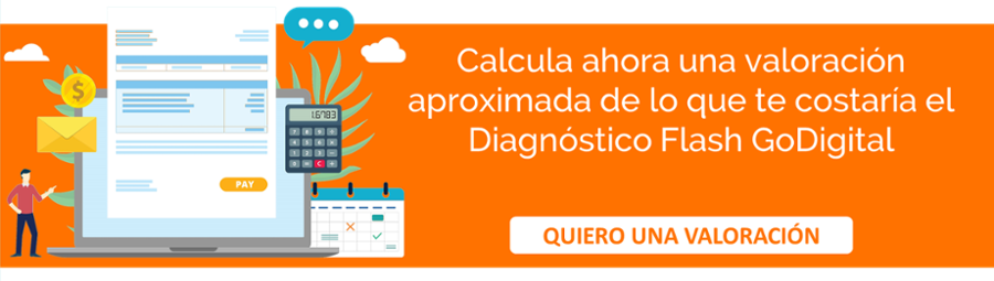 Valoración Diagnóstico Flash GoDigital