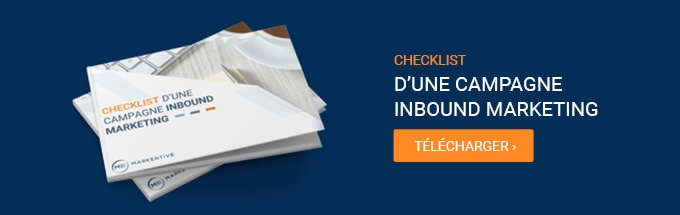 Checklist d'une campagne inbound marketing