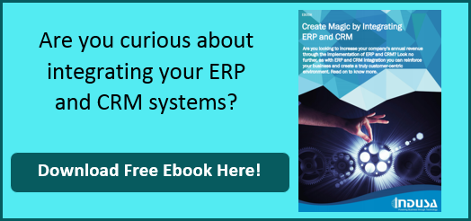 integrating ERP and CRM