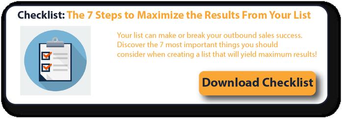 outbound-sales-list-checklist