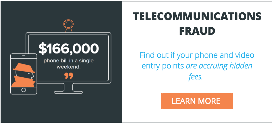 Telecommunications security fraud CTA Download