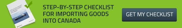 Import Checklist
