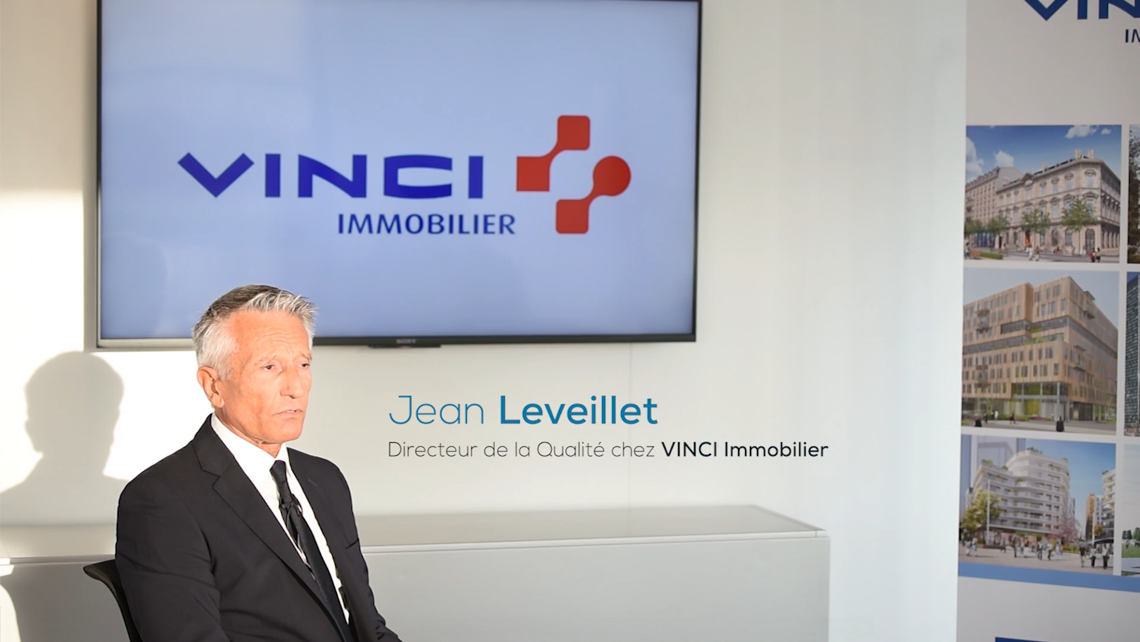 Vidéo interview Vinci Immobilier