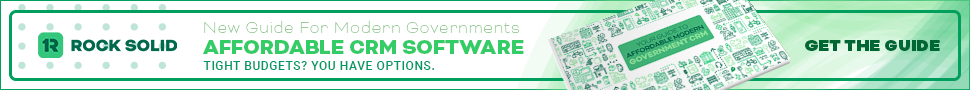 Government CRM Software