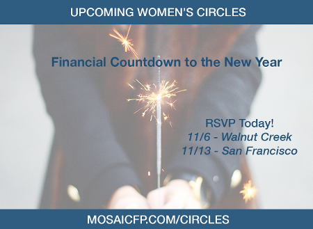 Upcoming Women's Circles - Q3 2018