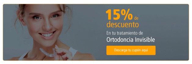 15% de Descuento en Ortodoncia Invisible