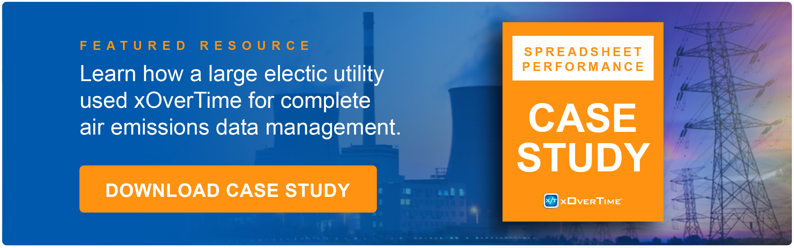 Download the Large Electric Utility Case Study
