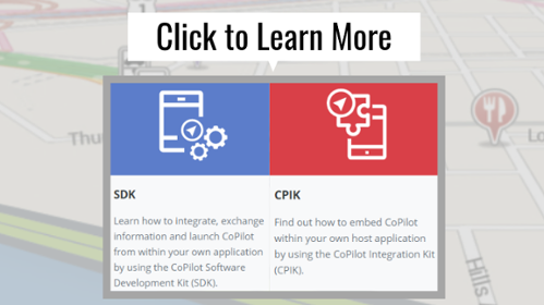 Learn more about CoPilot SDK and CPIK