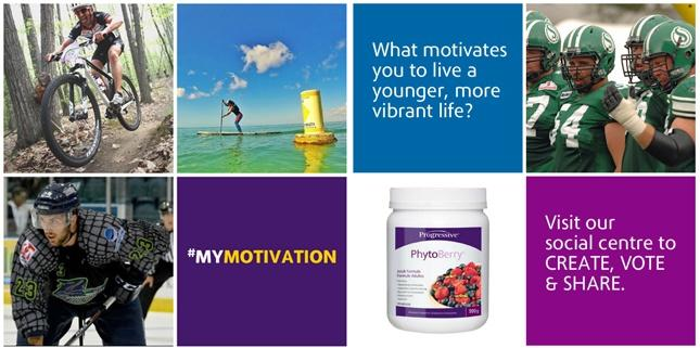 What motivates you to live a younger, more vibrant life?
